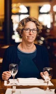 Miriam Baumann-Blocher. Foto: Lucia Hunziker